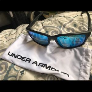 Under armour glasses